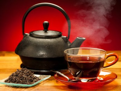 Teas For Digestion - Ease Your Stomach With These Teas - Black Tea