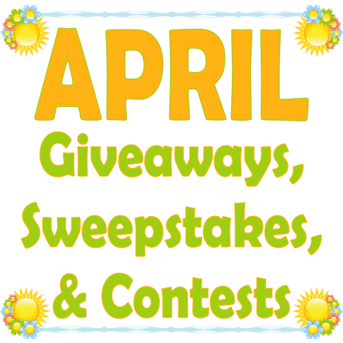 April Giveaways, Sweepstakes, and Contests ROUNDUP - Enter to WIN IT! #Spring #Easter #Passover #Winit #Contest #Giveaway #Sweepstake #Win #Prize #Free