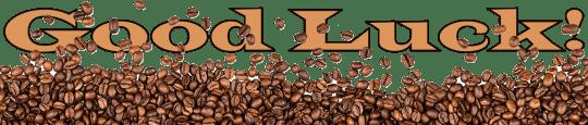 Good Luck Coffee Beans