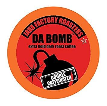 Java Factory Da Bomb Double Caffeinated Coffee