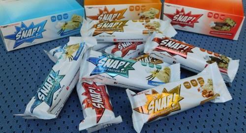 These Gluten-Free Ooh Snap! Crispy Protein Bars Are Just 5-6 SmartPoints! #oohsnapbar #snapnutrition #oohsnap #proteinbar #healthysnack #glutenfree #gym #snack #weightloss #weightlossjourney #wwfreestyle #smartpoints #getoutside #hiking #backpacking