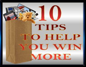 10 Tips to help you win more prizes