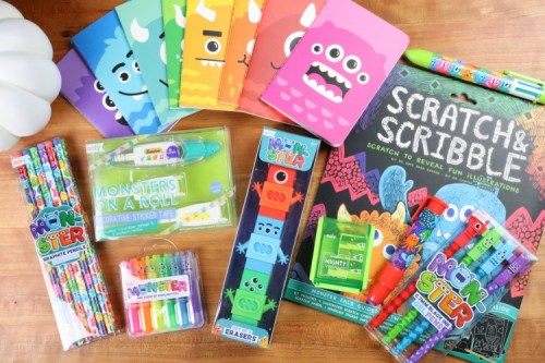 Enter and you could be 1 of 2 who #WIN an #OOLY Monster Pals Writing Super Set when this #SMGN Gift Guide #Giveaway ends 10/31. @SMGurusNetwork