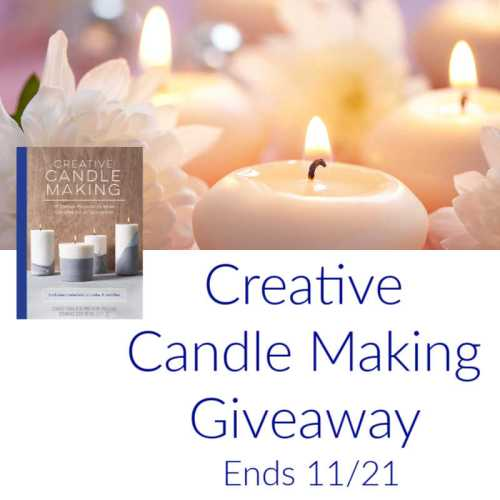 🎄 Enter and you could #WIN Creative 🕯️ Candle Making and the materials to make 4 all-natural candles at home when this #SMGN Holiday Gift 🎁 Guide #Giveaway ends 11/21. @SMGurusNetwork @las930 @QuartoKnows