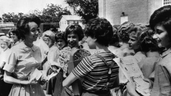 On September 3, 1963, Millicent Brown walked past a phalanx of reporters and cameras through the front door of Charleston's all-white Rivers High School and into history, beginning desegregation of South Carolina's public schools. The battle for school integration sparked bitterness, anger, and even violence. But at Rivers and the other white Charleston schools integrated that day, no mobs jeered as the black students entered. Law enforcement officials made it clear they would not tolerate crowds. However, there would be three bomb threats that Brown recalls that school day. It was tough on all 11 of the children who integrated Charleston's schools that day.