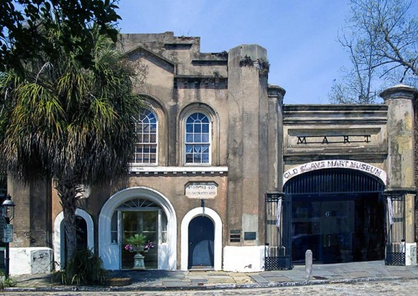 Established in 1856 after a citywide ban on public slave auctions made private facilities necessary, slave auctions were held at the Old Slave Mart until approximately 1863. Believed to be the last extant slave auction facility in South Carolina, in 1975 the Old Slave Mart was added to the National Register of Historic Places for its role in Charleston's African-American history. Working together the City of Charleston and the South Carolina African American Heritage Commission restored the Old Slave Mart in the late 1990s. The site opened again as a historic site and museum in 2007. Often staffed by individuals who can trace their history to Charleston slaves the museum now interprets the history of the city's slave trade. Bringing slavery to horrifying life in a way few museums do, addressing such topics as the stigma attached to the slave-trading profession and how slaves were dressed, shaved, fed, and otherwise prepared for market day.