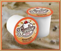 Sundae Butter Pecan ICE CREAM Flavored Coffee Giveaway