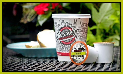 Grab a box of this Brooklyn Bean Roastery Coffee and brew up a cup!
