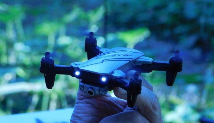 DEERC D20 Mini Folding Drone