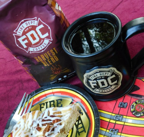 Veteran Owned Fire Department Coffee - Inspired by the vital role that coffee plays in helping firefighters stay alert and energized through long shifts, this up and coming veteran-owned business is dedicated to providing great-tasting coffee to people everywhere. #FDC #FireFighter #Coffee #Veteran #VeteranOwned