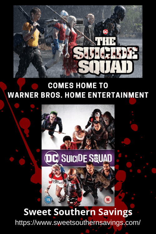 """THE SUICIDE SQUAD: Witness the collection of the most degenerate delinquents in the DC lineup when """"The Suicide Squad"""" comes home to Warner Bros. Home Entertainment. #TheSuicideSquad #WBHE #DVD #PressRelease #DCFanDome"""