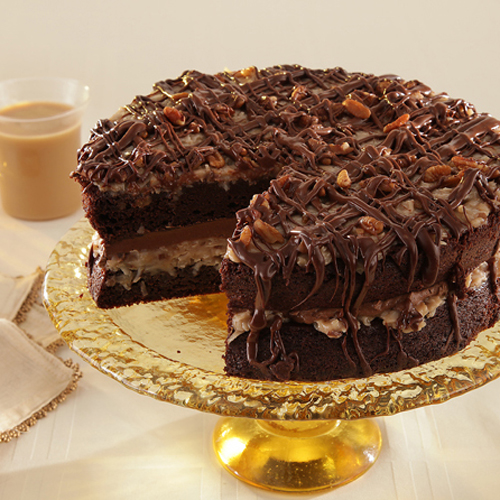 Mr German S Chocolate Cake Buy Desserts Online Sweet