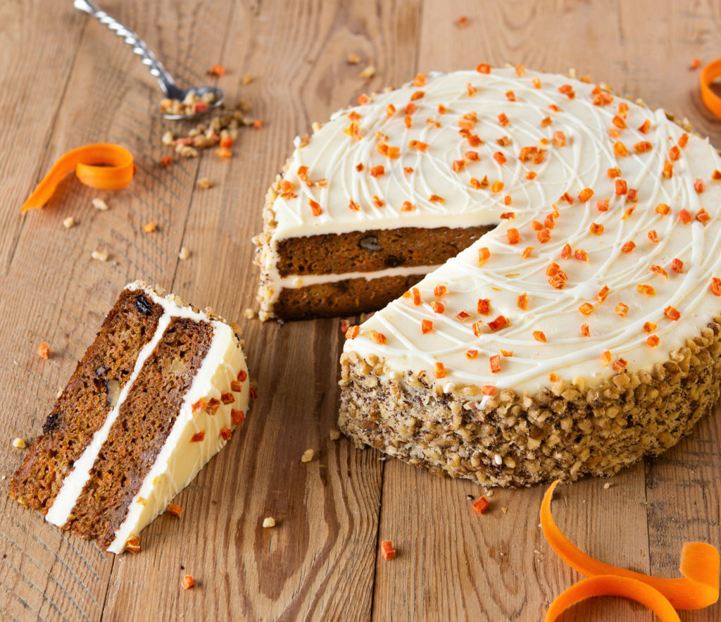 Carrot Cake Buy Desserts Online Sweet Street Desserts