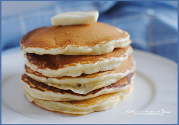 Stack Of Pancakes, Pancakes, Homemade Pancakes, Sweet Suppertime