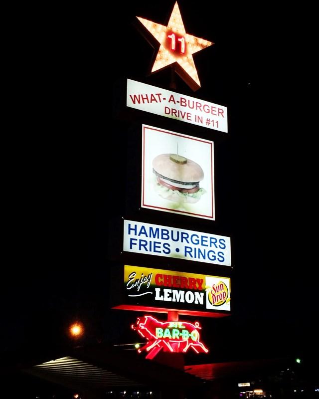 What-A-Burger #11