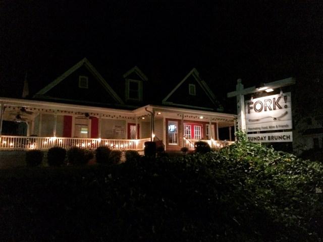 FORK! Restaurant in Cornelius