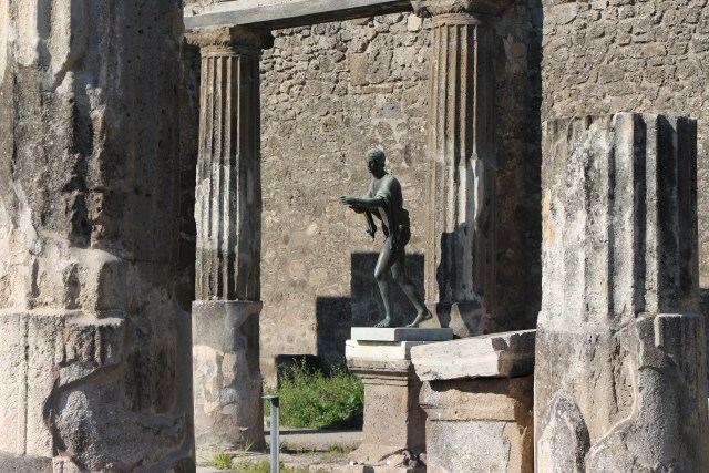 Bronze Art in Pompeii