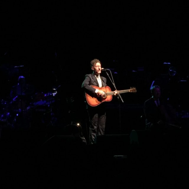 Lyle Lovett at the DPAC, August 2016