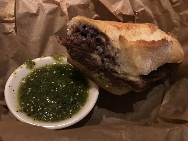 Pepito Mexican Sandwich from XOCO