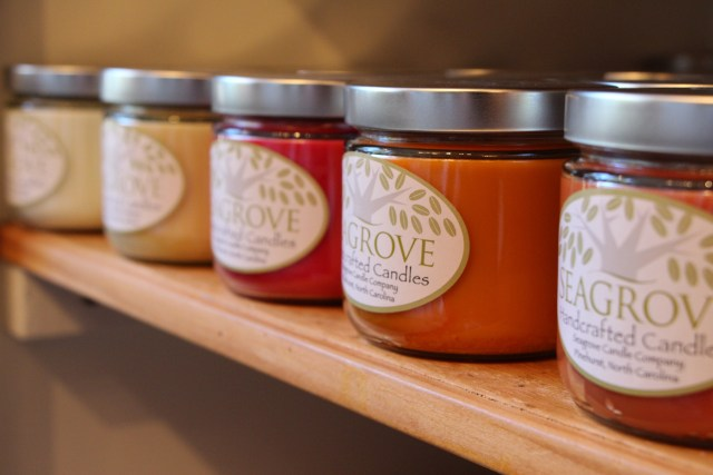 Pick Your Scent at Seagrove Candles
