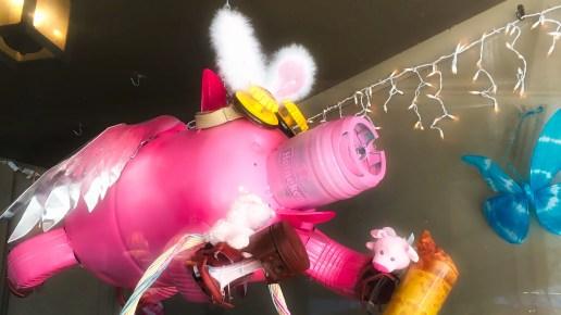 The Flying Pig, Asheboro, NC