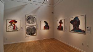 gallery goes POP: Warhol