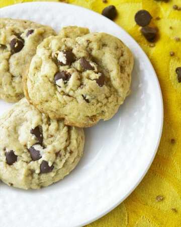Best Chocolate Chip Cookies - Sweet Tea & Thyme