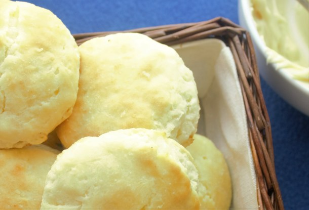 Tall, buttery southern buttermilk biscuits with flaky, fluffy, tender insides, and crisp edges are easy to make using just 3 ingredients!