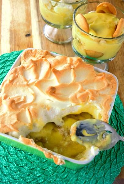 Southern Banana Pudding - Sweet Tea & Thyme