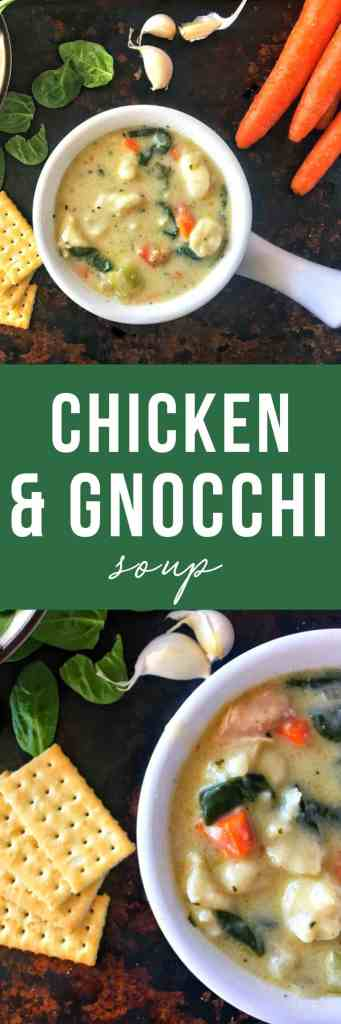 Chicken and Gnocchi Soup Olive Garden Copycat - Sweet Tea & Thyme