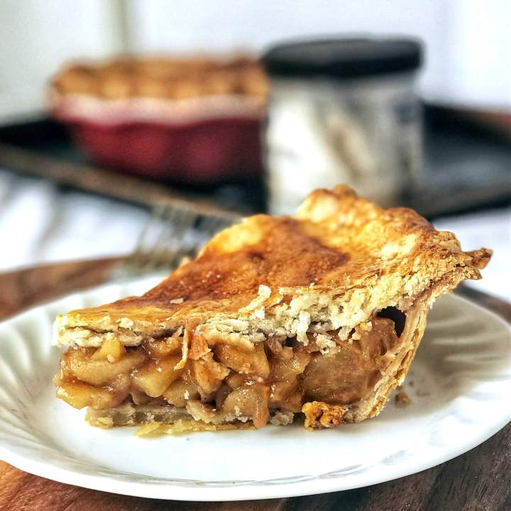 Perfect Apple Pie from Scratch