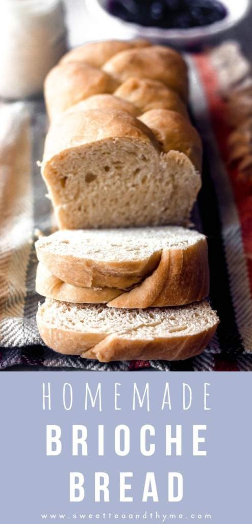 Brioche bread is enriched and soft, buttery with a tender crumb, and absolutely delicious. This homemade recipe is an easy weekend project!