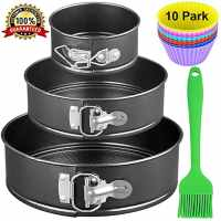 Springform Cheesecake Pan Set