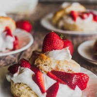 Easy Strawberry Shortcake Recipe from Scratch