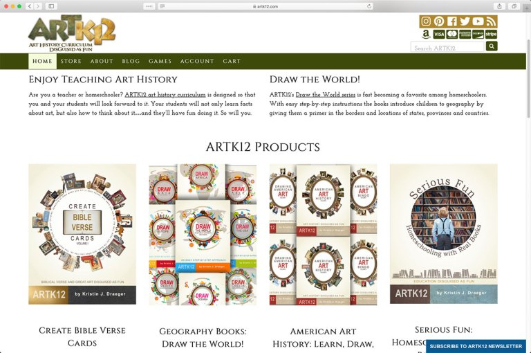 The ARTK12 Home Page