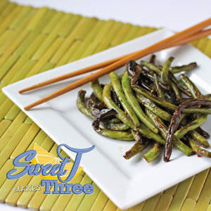 Chinese restaurant green bean recipe