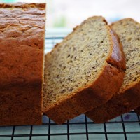 Melt & Mix Banana Bread