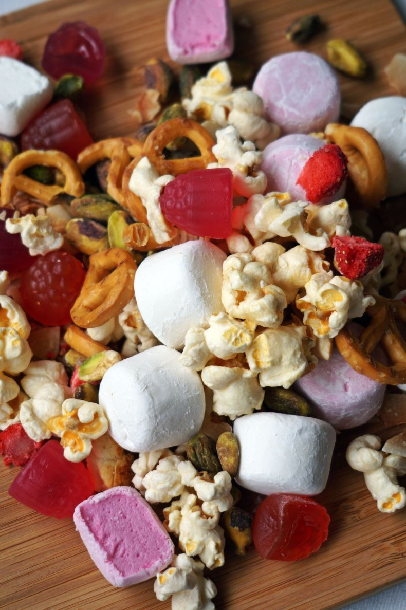 Popcorn Rocky Road