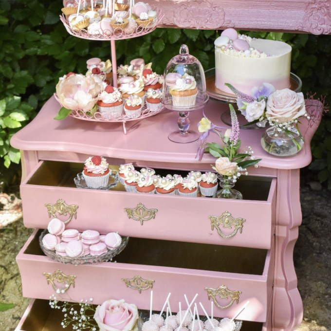Sweet Table Pink