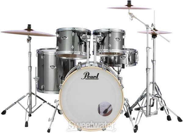 Pearl Export EXX 5-piece Drum Set with Hardware - Fusion ...