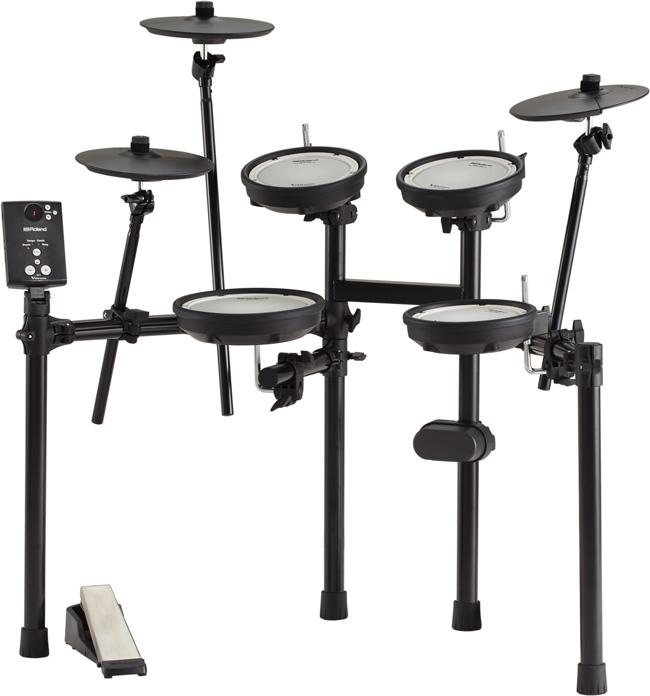 7 Best Electronic Drum Kits 2019 Roland V-Drums TD-1DMK