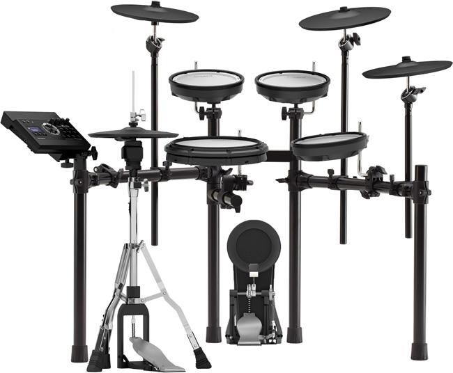 7 Best Electronic Drum Kits 2019 TD17KVX Set