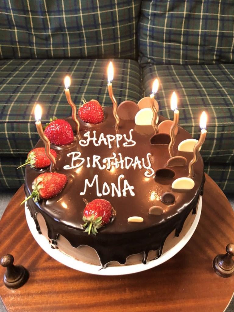 Happy Birthday Mona Swep Analytical Laboratories