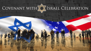 Covenant with Israel Celebration