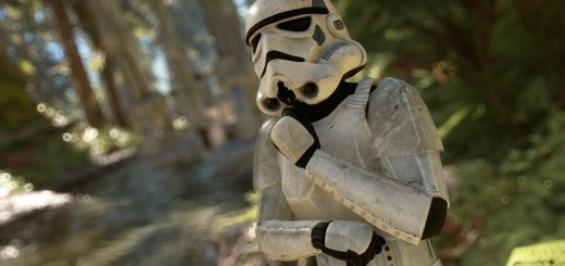 A stormtrooper reflects on life while in the midst of war on the Forest Moon of Endor.