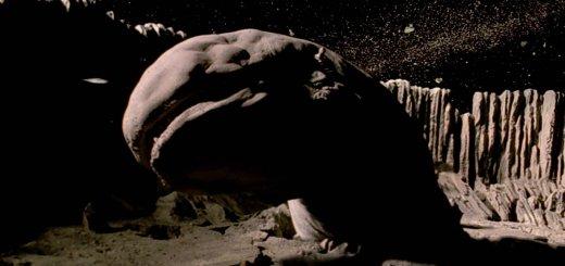 Space slug in Star Wars.