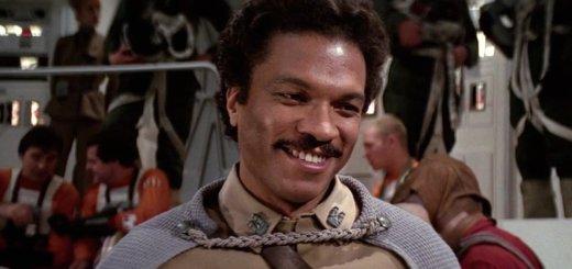 Lando in his general attire.
