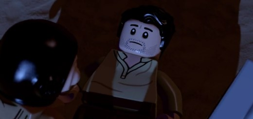 "Poe Dameron in ""Poe's Quest for Survival"""