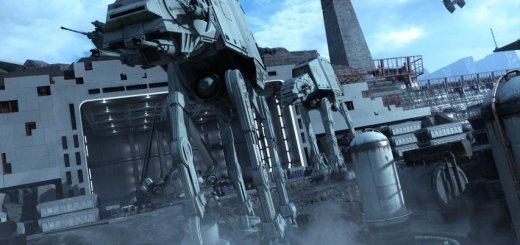 Walkers on Sullust in Battlefront.