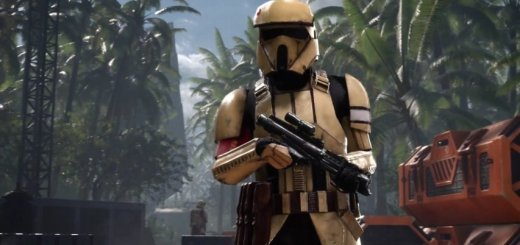 Shoretrooper in the latest Rogue One DLC trailer.